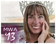 2013 Ms. Wheelchair America smiling, click for her biography